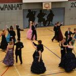 Kuvasatoa vanhojen tansseista