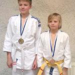 Judotaitajat esillä Ideaparkissa