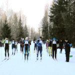 Laurin hiihto toisen kerran