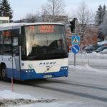 Bussilinjat 71 ja 70 yhdistetään