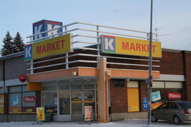 K Market Apiankatu
