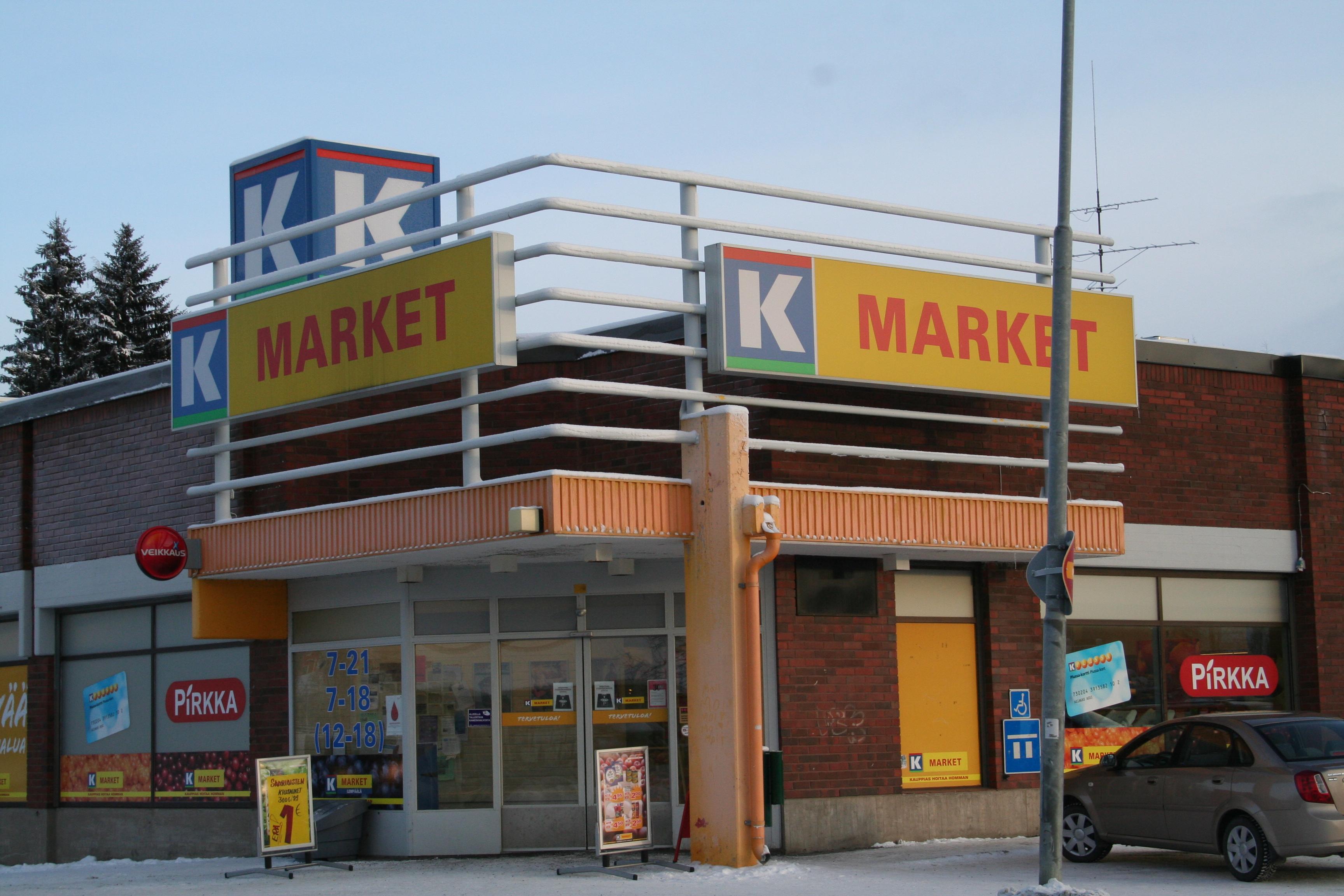 Lempola K Market