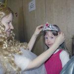 Prinsessa Ruusunen ja lupa melskata