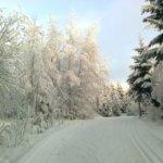Talvea Hakkarissa