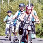 Lempäälän pyöräilykartta uusittu