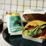 Miten olisi yksi Kyynärö-burger? Kuva: Altti Näsi.