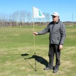 Puheenjohtaja Haavisto myös toiminnanjohtaja Hiisi-Golfissa
