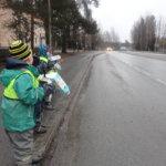 Tehostettua liikennevalvontaa Sääksjärvellä päiväkotien läheisyydessä