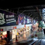Sadat LED-valot tuovat joulutunnelmaa Ideaparkiin