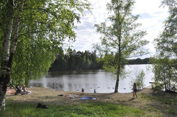 Lempäälä Uimaranta