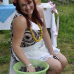 Päivähoito juhlisti kesää taikinaterapialla