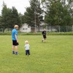 Jalkapalloäideillä oma höntsäjoukkue