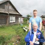 Satavuotias teki juhlamatkan synnyinseudulleen Karjalaan