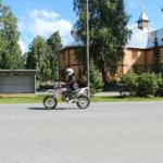 Kirkonkylään esitetään tievalaistuksen uusimista
