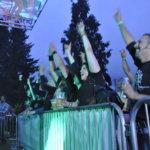 Lähes seitsemänsataa juhlijaa rokkasi Vesilahdessa