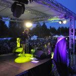 Ruotsalainen Pandora palkitsi monisatapäisen festivaaliyleisön odotuksen laulamalla tunnetuimpien hittieen lisäksi uutuuskappaleitaan. Kuva: Katariina Onnela
