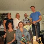 Gospelilla aloittanut yhtye imee vaikutteita rokista iskelmään