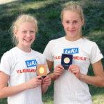 Kisa Hämeen paras 14–15-vuotisten SM-kisoissa