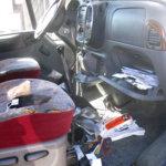 Kuljussa tunkeuduttiin lukitsemattomiin autoihin ja omakotitaloon