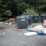 Jätepiste ei ole kaatopaikka