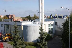 Lempäälän Lämmön kiinteistö on kiinni S-marketissa. Rakennusta ei olla lähiaikoina purkamassa.