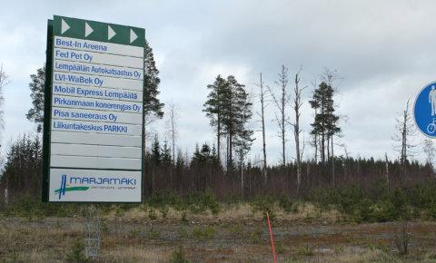 Lempäälä ja Valkeakoski alkavat yhdessä laatia osayleiskaavaa 130-tielle Lempäälän Marjamäestä Valkeakosken Pispantallille. Kuva: Erkki Koivisto
