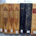 Kirjaston poistomyynti on kirjanystävien aarreaitta