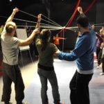 Cirque du Soleil toi Lempäälään sosiaalisen sirkuksen osaamista
