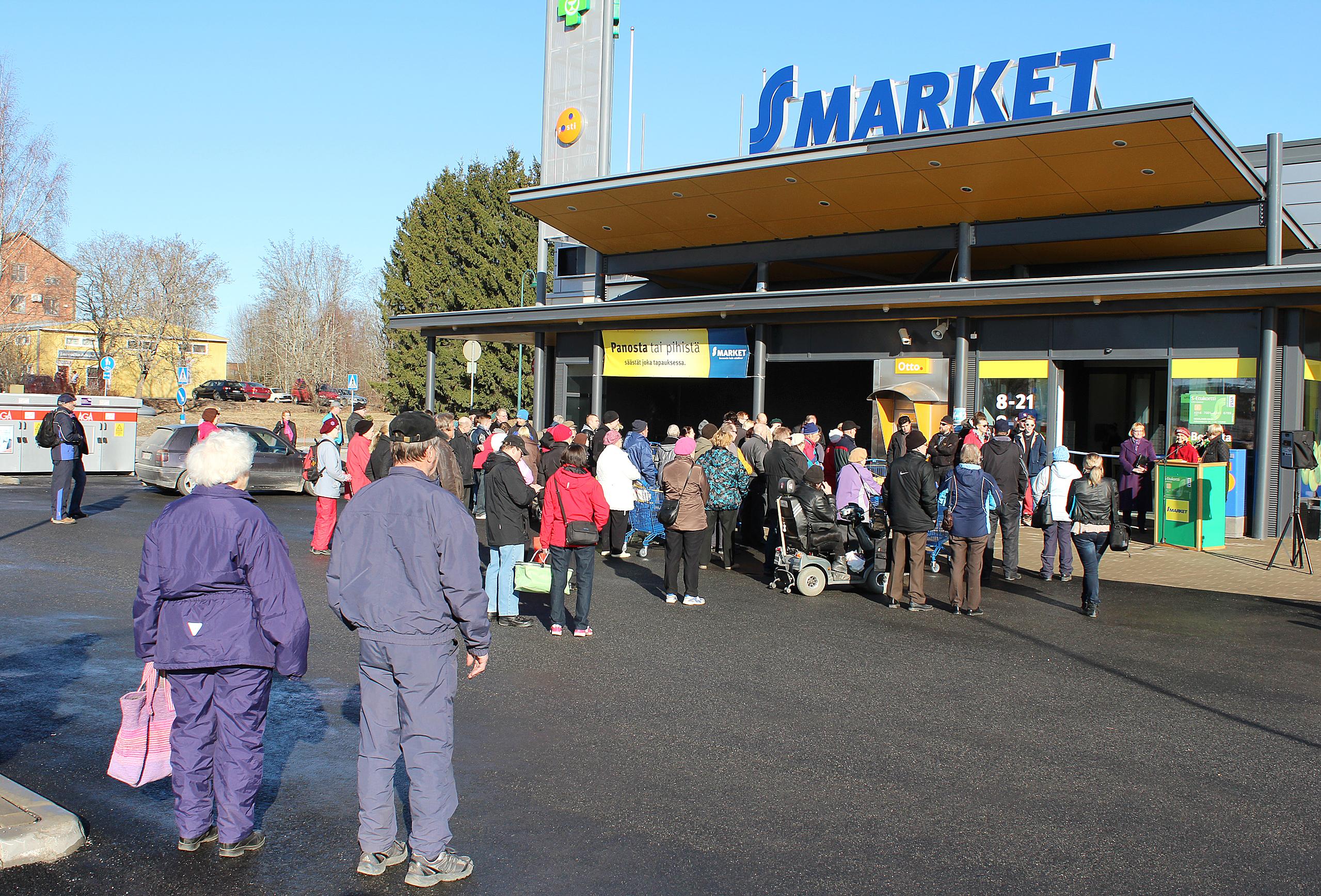K-Market Myllyhaka
