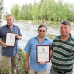 Ympäristödiplomit kalavesien hoidosta ja arkiaherruksesta