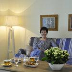 Laukin asunnot on mahdollista vuokrata myös kalustettuna. Liisa Lagerstam toivoo, että ainakin johonkin asuntoon muuttaisi lapsiperhe.