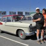 Ranskalaisissa vanhoissa autoissa on nostalgiaa