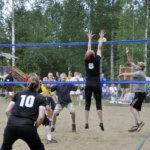 Säijän joukkue oli saapunut turnaukseen kahdella tiimillä ja osallistuivat sekä A, että B sarjaan.