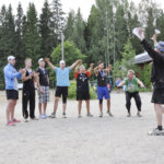 A-sarjan voittajajoukkueeksi selviytyi Lempäälän Jyry.