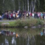 Pyhiä tansseja ja juhlatulet Lempäälässä