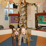 Kissapyramidi ja muita sirkushuveja