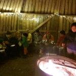 Mattilan kyläyhdistys joulumielellä