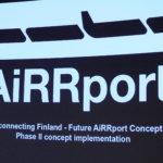 Tampere-Pirkkala halutaan kehittää Suomen kansainväliseksi kakkoskentäksi
