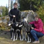 Koiranäyttelyt ovat antoisa mutta aikaa vievä harrastus