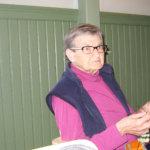 Irja Virtanen 90 vuotta