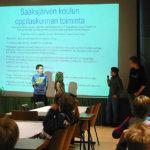 Oppilaskunnat kokoontuivat pohtimaan Lempäälän tulevaisuutta