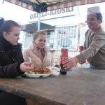 Kevät toi Yilmazin ja kebabin