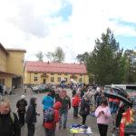 Kuljun ja Sääksjärven kuntosaleille kuljetaan jatkossa älyavaimilla