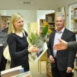 Uusi kirjasto juhlii Vesilahden maisemaa