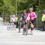 Triathlonin SM-hopeaa Lempäälään