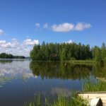 Lahdenkylän rantaa Kuva: Tuulia Piekkola