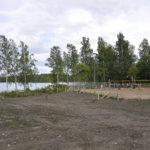 Lammasniemeä kehitetään puistoalueeksi
