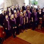 Pyhän Birgitan Laulajat juhlii kirkkokonsertilla