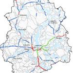 Talvi- ja pimeän ajan nopeusrajoitukset päättyvät 1. huhtikuuta