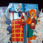 Miinan ja Manun joulu Manttaalitalolla